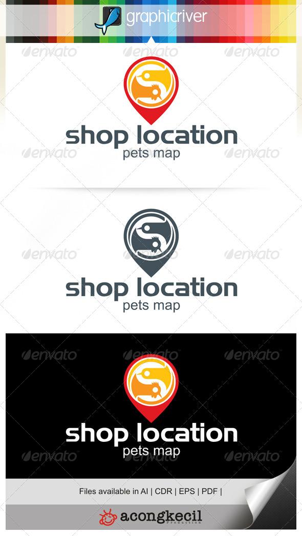 GraphicRiver Shop Location 6680750