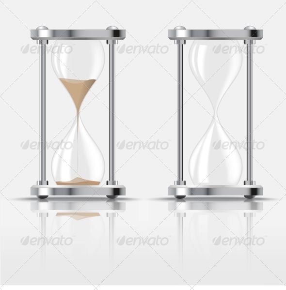 GraphicRiver Hourglass 6680958