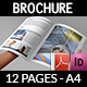 Corporate Brochure Template Vol.22 - 12 Pages - GraphicRiver Item for Sale