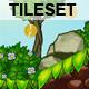 Platform Game Tileset 3 HD - GraphicRiver Item for Sale