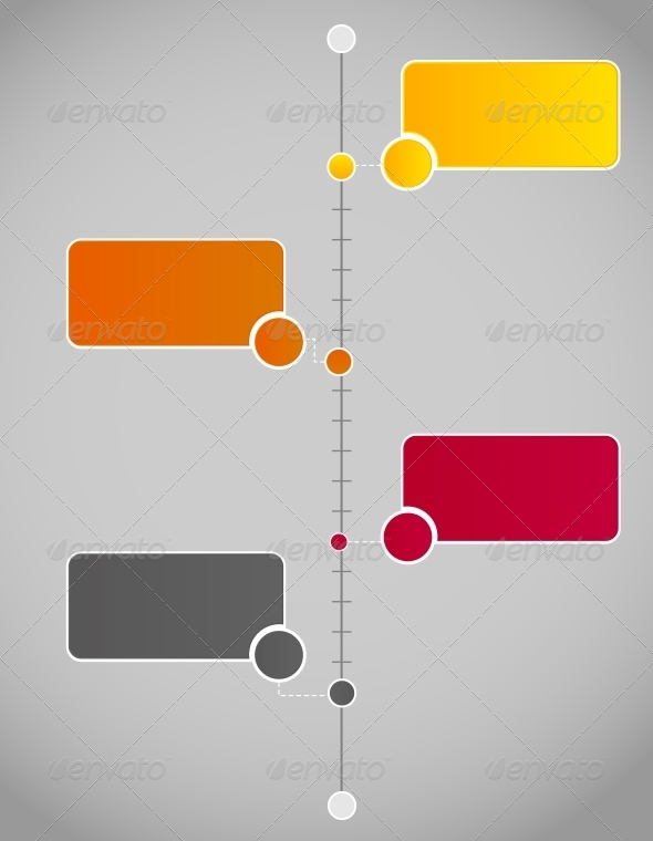 GraphicRiver Infographic Business Template 6681173