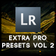 30 Extra Pro Presets Vol 2 - GraphicRiver Item for Sale