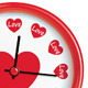 Clock with Hearts - VideoHive Item for Sale
