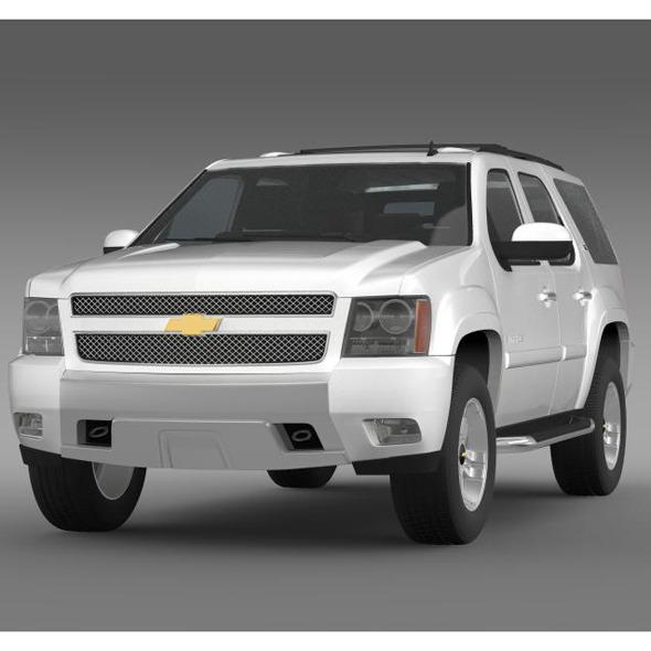 3DOcean Chevrolet Tahoe Z71 6681470