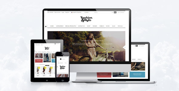 ThemeForest Leo Fashion Prestashop Theme 6682604