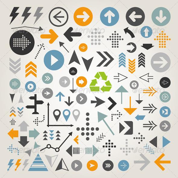 GraphicRiver Arrow 2 6683702