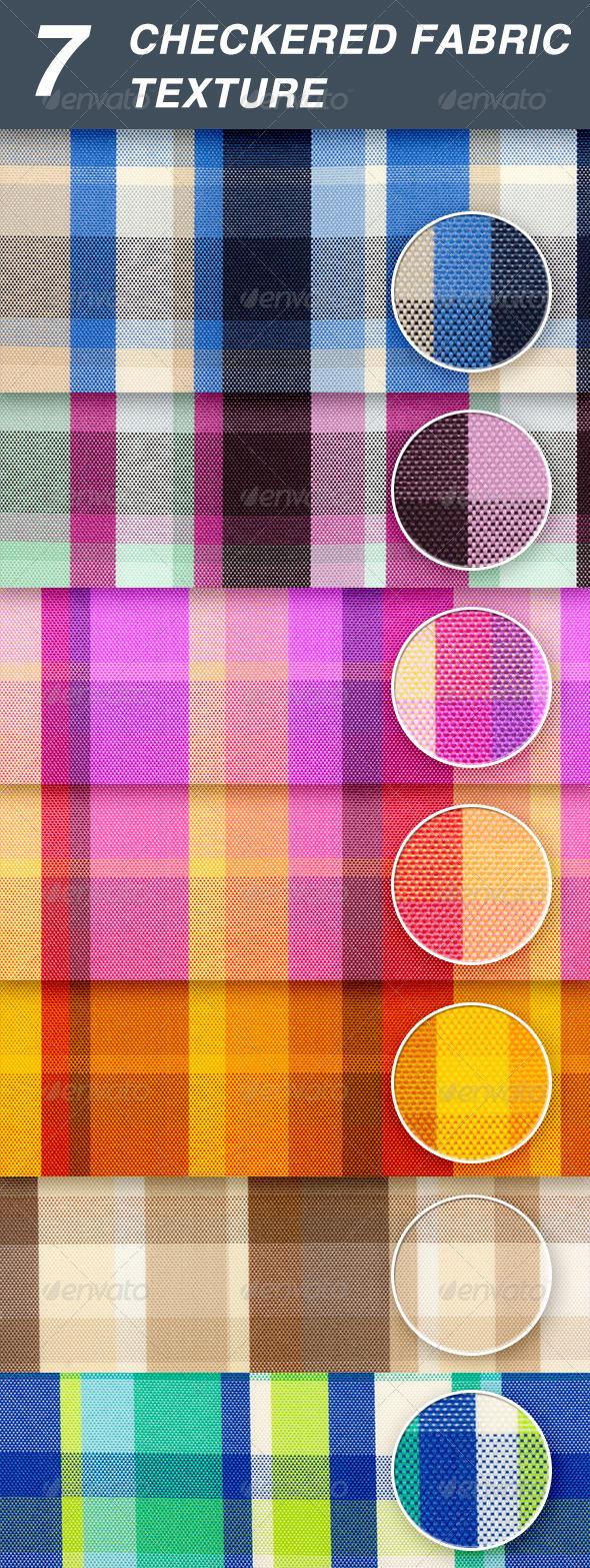 GraphicRiver checkered fabric 6684344