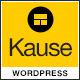 Kause - Multi Purpose Theme