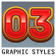 Illustrator Graphic Styles 03 - GraphicRiver Item for Sale
