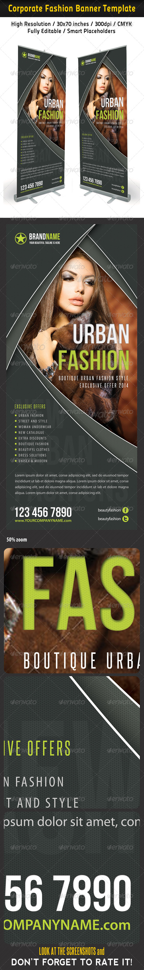 GraphicRiver Fashion Multipurpose Banner Template 29 6686638