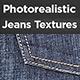 Photorealistic Jeans Textures - Vol.1