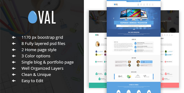 ThemeForest Oval 6687452