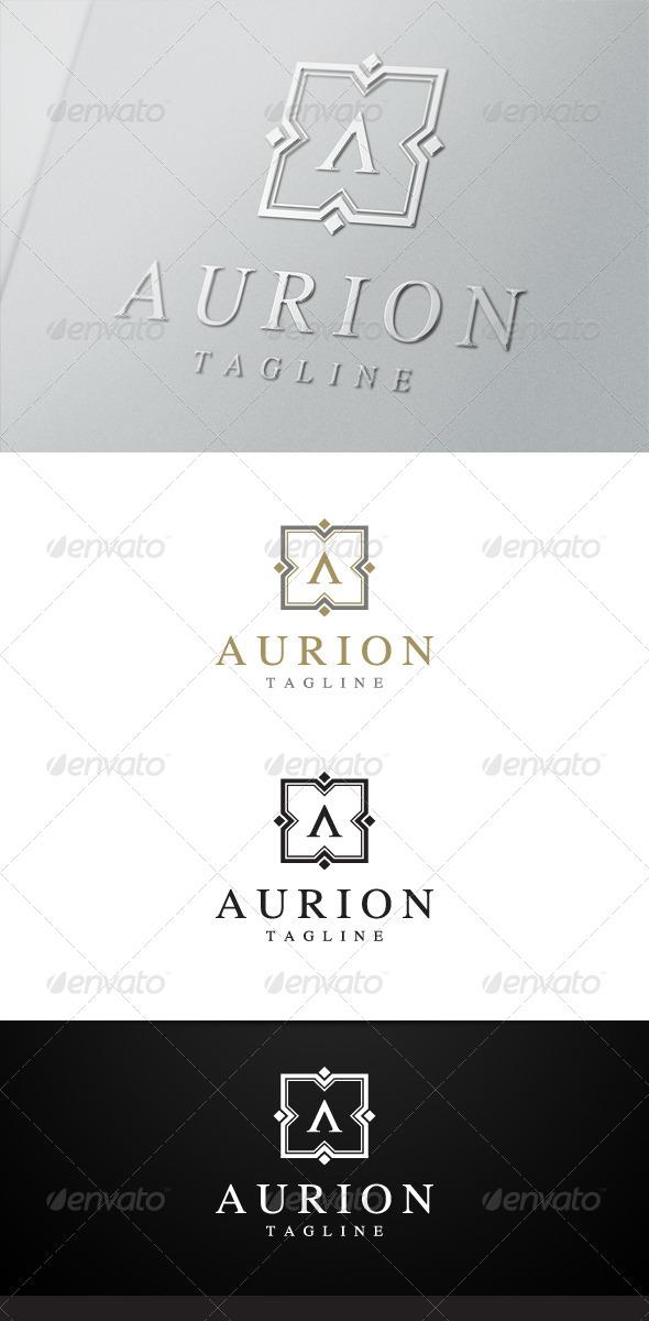 GraphicRiver Aurion Crest Logo 6688799