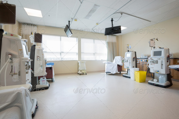 Dialysis Ward in Hospital