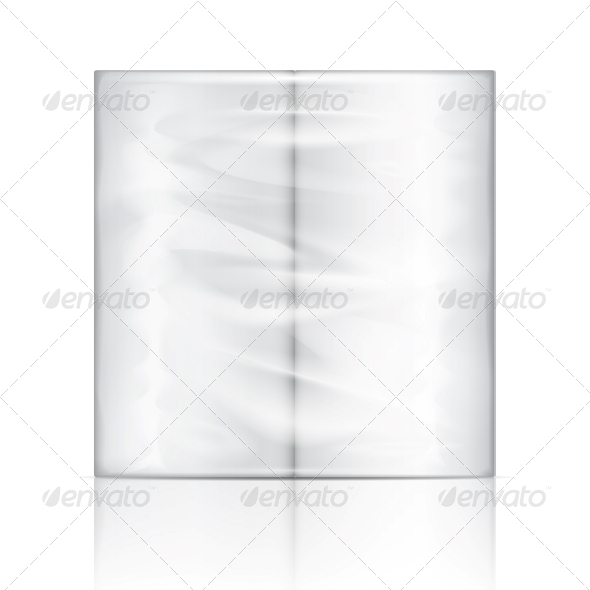 GraphicRiver Kitchen Paper Towel Package 6689611
