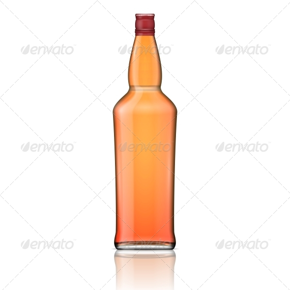 GraphicRiver Glass Bottle 6689624