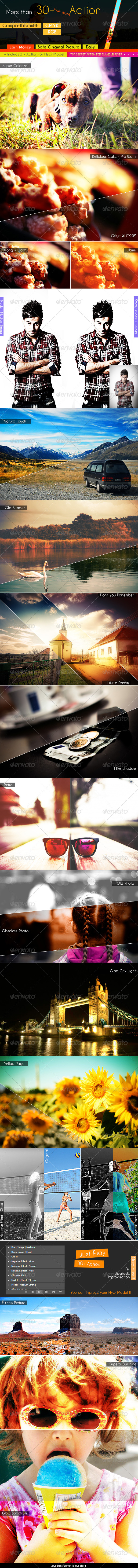 GraphicRiver 35 Marvelous Action 6689924