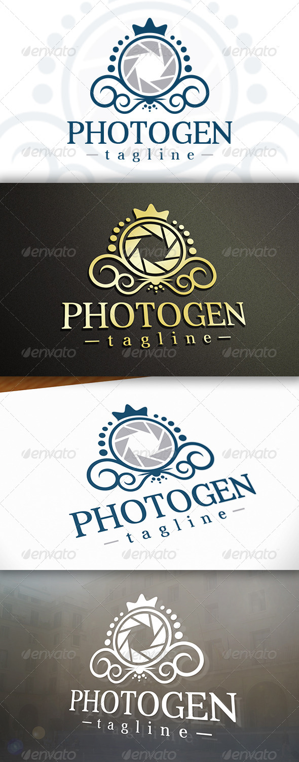 GraphicRiver Photo Wedding Logo 6692790