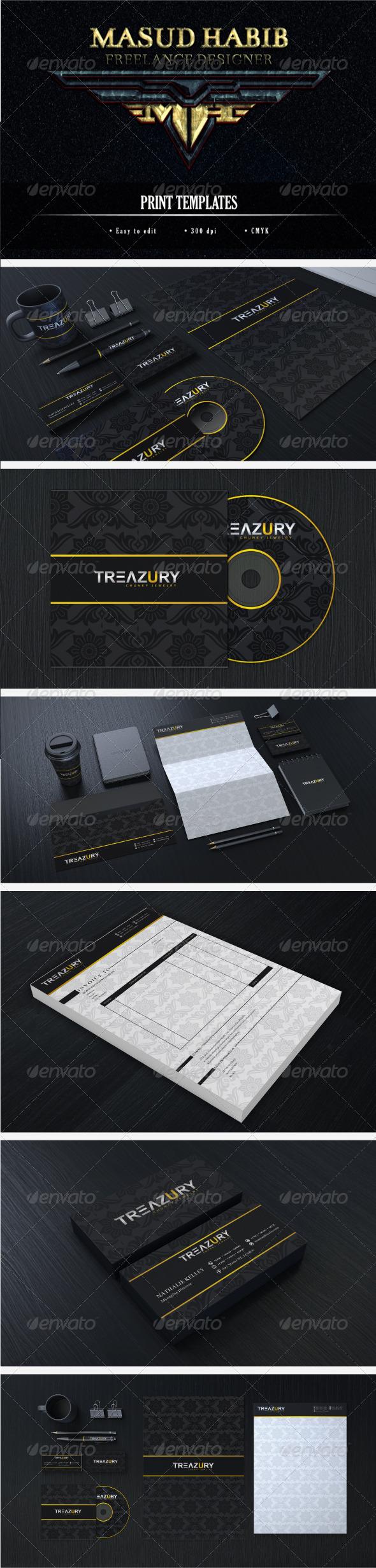 GraphicRiver Creative Corporate Identity 16 6692822
