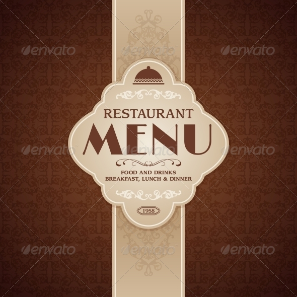 GraphicRiver Restaurant Cafe Menu Brochure Template 6693869
