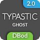 Typastic: Responsive Multi-Purpose Ghost Theme - ThemeForest Item for Sale