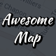 Awesome Map – Fully Customizable Markers Map (Miscellaneous) Download