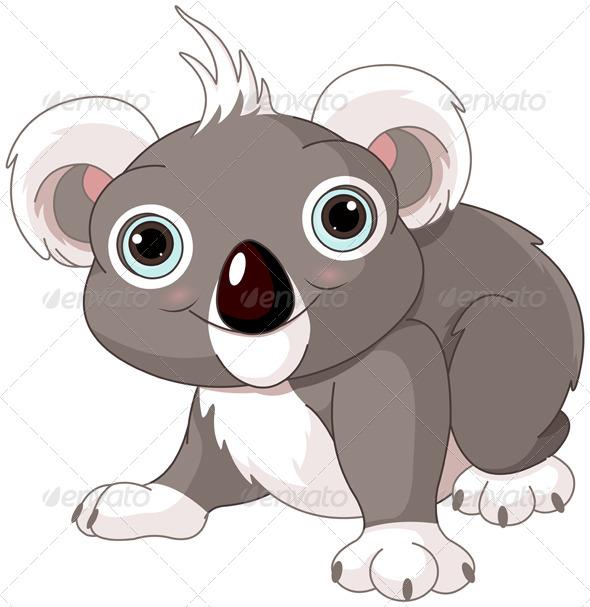 GraphicRiver Koala 6696423