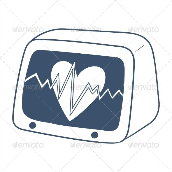GraphicRiver Pulse Monitor 6696650