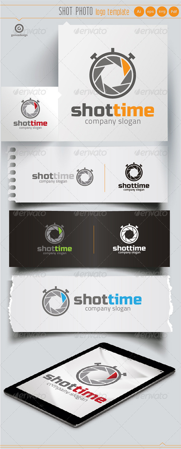 Shot Time - Logo Templates