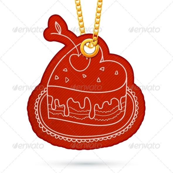 GraphicRiver Heart shaped Cake 6696945
