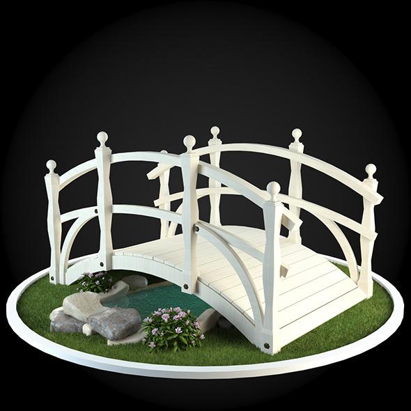 Bridge 016 - 3DOcean Item for Sale