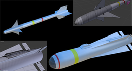 Missiles Collection
