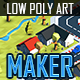 Low Poly Art Maker