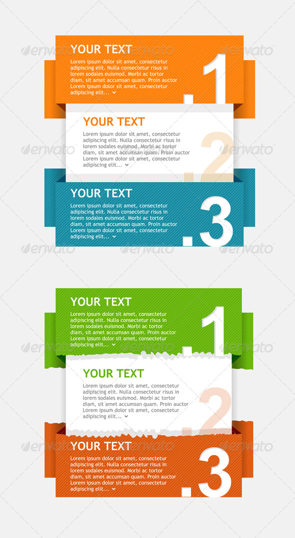 GraphicRiver Speech Templates for Text 6702704