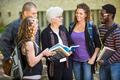 University Students Studying On Campus - PhotoDune Item for Sale