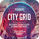 City Grid Flyer - GraphicRiver Item for Sale
