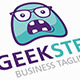 Geek Monster Logo - GraphicRiver Item for Sale