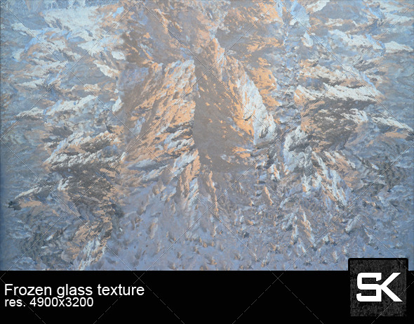 GraphicRiver Frozen Glass Texture 6703431