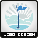 Golf Heaven Logo - GraphicRiver Item for Sale