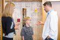 Optometrist Talking To Customers In Store - PhotoDune Item for Sale