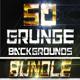 50 Grunge Backgrounds - Bundle - GraphicRiver Item for Sale