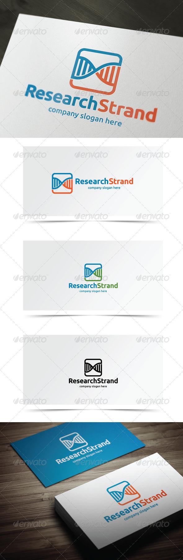 GraphicRiver Research Strand 6704881