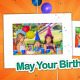 Happy Birthday Celebrations Photo Gallery - VideoHive Item for Sale
