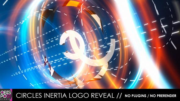 Circles Inertia Logo Revealer