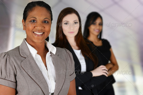 Businesswomen - Stock Photo - Images