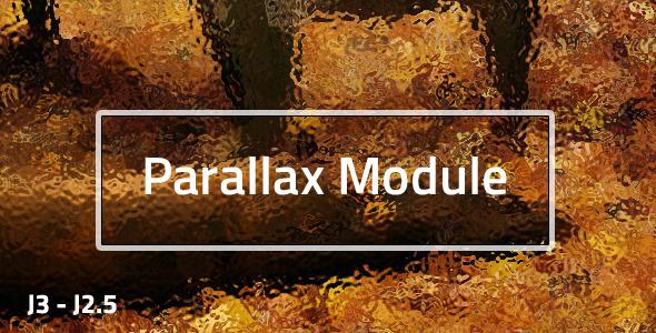 CodeCanyon Parallax module joomla 3.x 2.x 6669269
