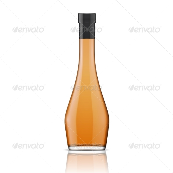 GraphicRiver Glass Bottle 6706763