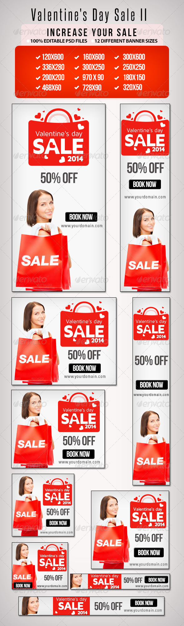 GraphicRiver Valentine s Day Sale II 6702031