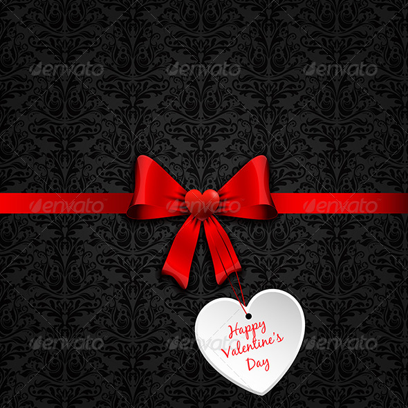 GraphicRiver Valentine s Day Background 6709639