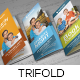 Charity Event Trifold Template - GraphicRiver Item for Sale